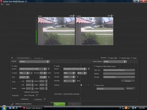 Flash Media Encoder version 2.5 connecting to red5